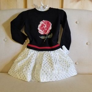 Baby Gap/Carter's Rose outfit